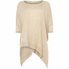Phase Eight Linen Abaranne Asymmetric Knit