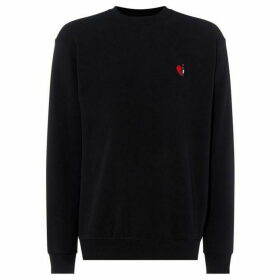 Libertine Libertine WINEHEART LOGO SWEATER