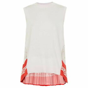 Ted Baker Lake Of Dreams Cotton/Silk Blend Knit