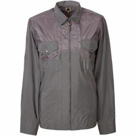 Pretty Green Zip Through Overshirt