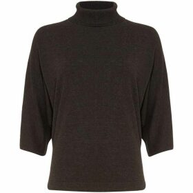 Phase Eight Becca Smart Plain Roll Neck Knit