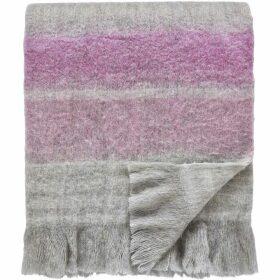 Sanderson Wisteria falls blanket 140x185cm