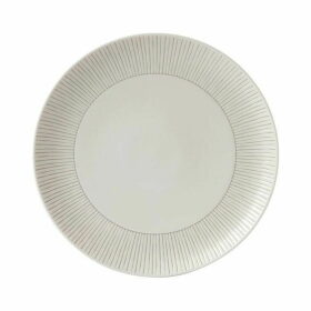 Royal Doulton Ellen DeGeneres Stripe Plate 28.5cm