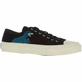 Paul Smith Dino Low Top Canvas Sneakers