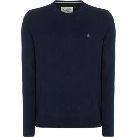 Penguin Lightweight Supima cotton crew neck sweater