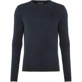 Replay Basic Cotton Sweater