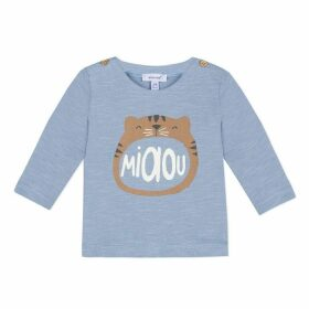 Absorba BABY BOY TEE-SHIRT BLUE