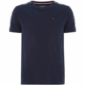 Tommy Bodywear Crew Neck Plain Nightewear Tshirt
