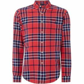 Ralph Lauren Large Windowpane Shirt