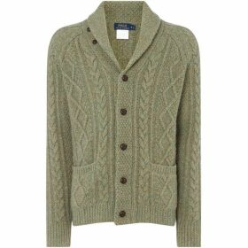 Ralph Lauren Aran Cable Knit