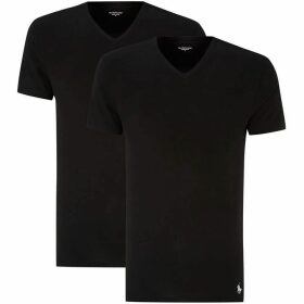 Ralph Lauren 2 Pack Classic V-Neck T-Shirts
