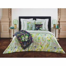 Yves Delorme Bouquets Square Oxford Pillowcase