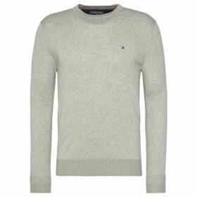 Tommy Hilfiger Core Cotton-Silk Sweater