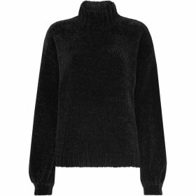 Whistles Chenille Funnel Neck Knit