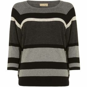 Phase Eight Sabra Stripe Knit