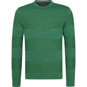 Tommy Hilfiger Heather Block Stripe Sweater