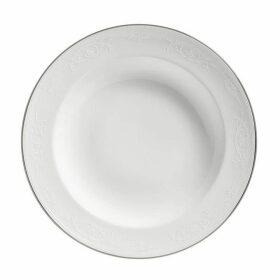 Wedgwood English Lace Rim Soup Bowl