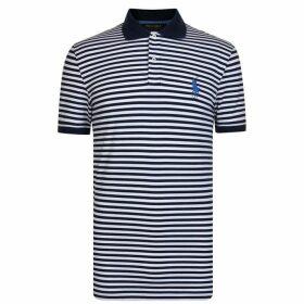 Polo Ralph Lauren Polo Stripe Polo Shirt Mens
