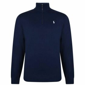 Polo Ralph Lauren Zip Knit Sweatshirt