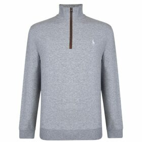Polo Ralph Lauren Slim Fit Quarter Zip Sweatshirt