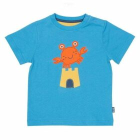 Kite Toddler Crab & Castle T-Shirt