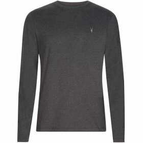 All Saints Brace Long Sleeve Tonic T-Shirt