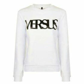 Versus Versace Letter Logo Sweatshirt