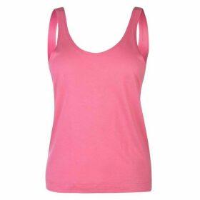 Dr Denim Zora Vest Womens - Power Pink