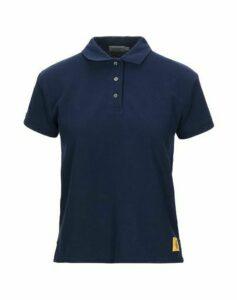 CALVIN KLEIN JEANS TOPWEAR Polo shirts Women on YOOX.COM