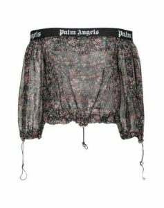 PALM ANGELS SHIRTS Blouses Women on YOOX.COM