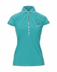 U.S.POLO ASSN. TOPWEAR Polo shirts Women on YOOX.COM
