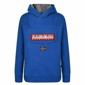 Napapijri Hooded Sweatshirt - Plastic