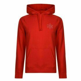 HUGO Atom Hooded Sweatshirt - Red