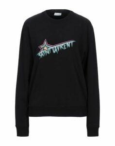 SAINT LAURENT TOPWEAR Sweatshirts Women on YOOX.COM