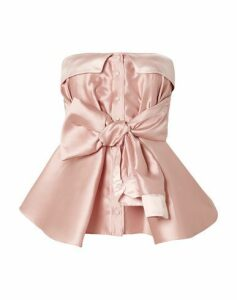 ALEXIS MABILLE TOPWEAR Tube tops Women on YOOX.COM
