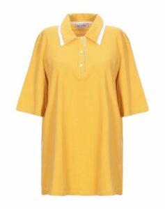 LA FILERIA TOPWEAR Polo shirts Women on YOOX.COM