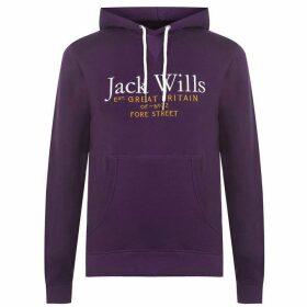 Jack Wills Batsford Hoodie - Amethyst