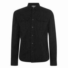 Calvin Klein Jeans Utility Shirt - CK Black