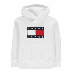 Tommy Jeans Tjc Flag Hd Jn01 - Classic White