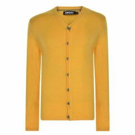 DKNY Cardigan - Yellow
