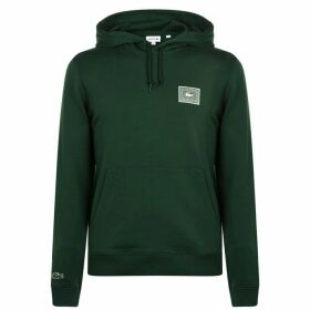 Lacoste Court OTH Hoodie - Green 132