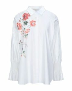 MAJE SHIRTS Shirts Women on YOOX.COM
