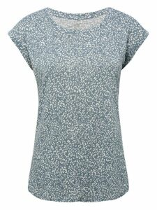 Women's Ladies leopard print t-shirt
