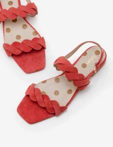 Clementine Sandals Red Women Boden, Red