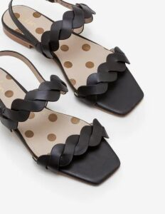 Clementine Sandals Black Women Boden, Black