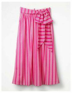 Kiera Skirt Pink Women Boden, Pink