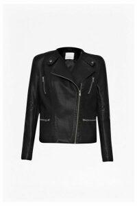 Brando Quilted Biker Jacket