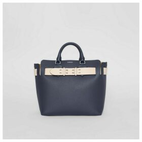 Burberry The Medium Leather Belt Bag, Blue