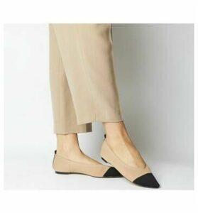 Office Forward Knit Ballet NATURAL KNIT