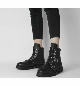 All Saints Noa Boot BLACK